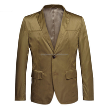 Fabulous and trendy custom made suit men dress sample