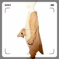 Custom Made Wholesale Kangaroo Mascot Sponge Costumes