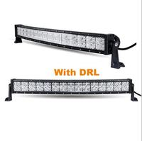 "380w High Power 33"" Led Light Bar,Curved Led Light Bars For Trucks,Auto Parts"