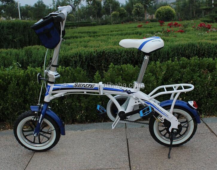 <strong>Folding</strong> Electric Bike Suitable for Children And Adult