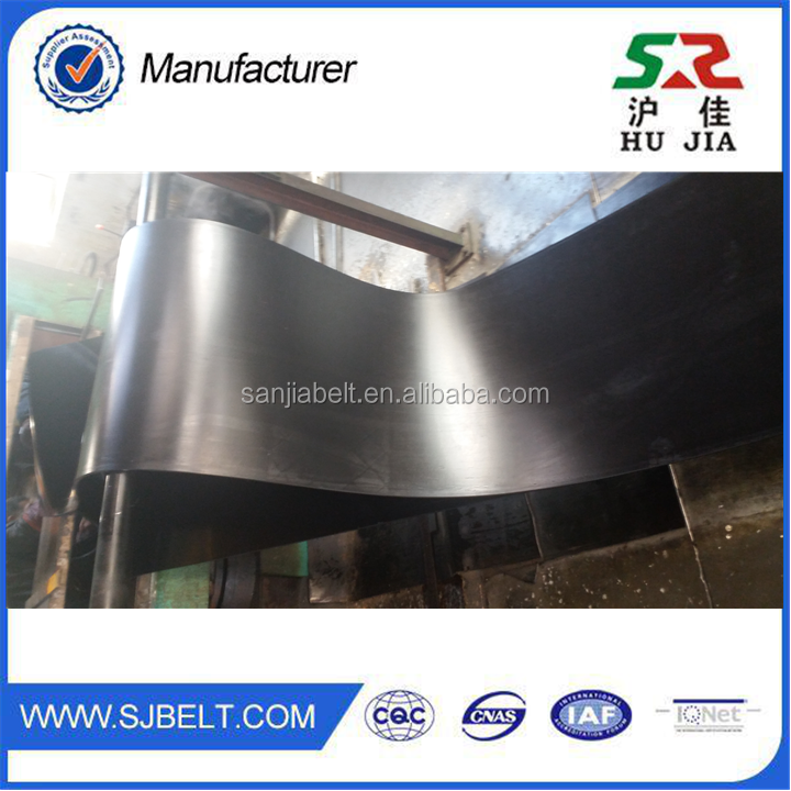 Quality OEM Industrial Conveyor Belt Low Price NN Rubber Belt