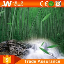 [YL-L131] Natural Bamboo Wallpaper Chinese Wall Murals for Home Decoration