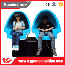 Hot Selling 3D Virtual Reality 9D Egg Virtual Reality Cinema China Manufacturer