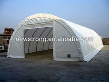 Prefab Quick Assembly Semicircle Shelter