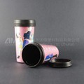New Custom shaker cup, reusable plastic cup with lid
