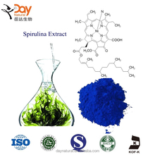 Spirulina Extract Phycocyanin Blue Powder Comestics Pigment Chemical Material Hot sale