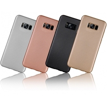 For Oneplus 5 hot selling carbon fiber anti proof Brushed TPU cell phone <strong>case</strong> for Xiaomi