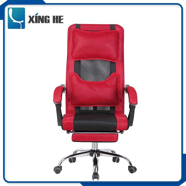 Hot sale beauty computer gaming fashionable office chair metal tube chair legs