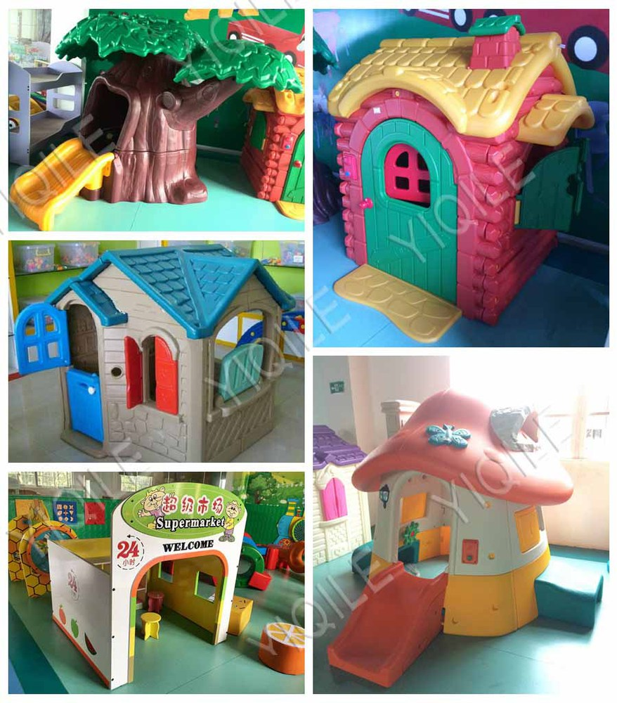 Childrens beauty salon play house wooden play houses for Childrens hair salon