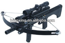 High precision-M4 tactics de-cocking crossbow and red dot sight,hunting crossbow