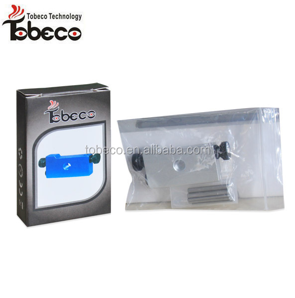 Tobeco 2014 rda atomizer coil jig silver/black/blue/gunmetal atomizer coil jig v1&coil jg v2 for Christmas big promotion