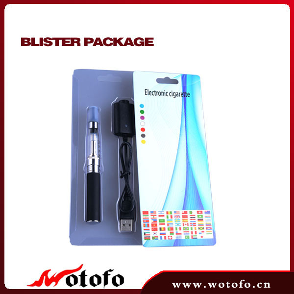 WOTOFO China manufacture e cigarette ego ce4 ,ego ce4 blister kit wholesale