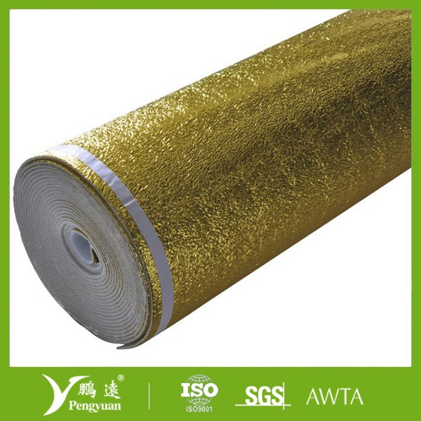 laminate flooring insulation