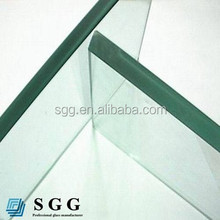 12mm thk clear tempered glass