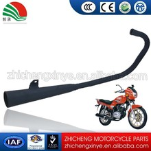 OEM High Performance Exhaust System Automotive Part for Motorcycle