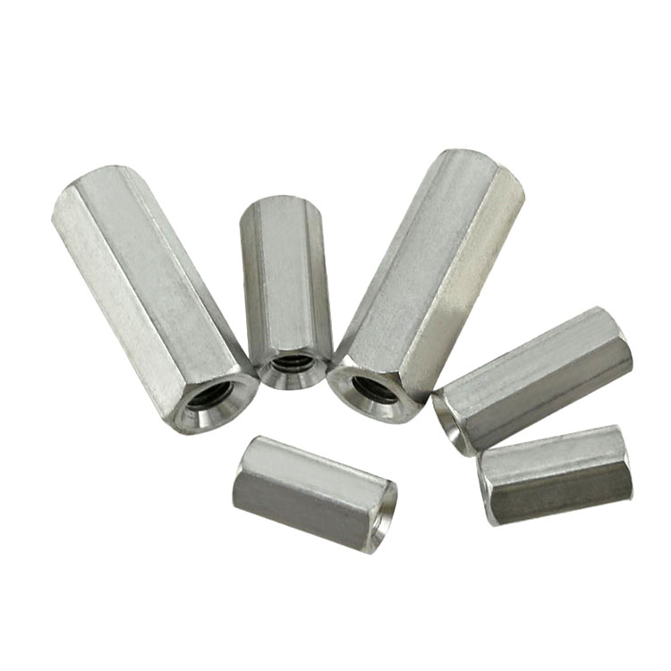 Stock less expensive <strong>steel</strong> galvanize H12-M8*30 Hex female standoff spacer
