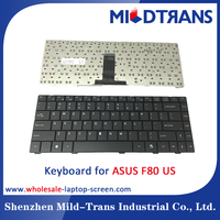For ASUS F80 F80S F80CR F80Q F80L X82 X85 X88 US Keyboard Notebook Replacement