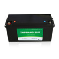 Topband Bluetooth Lithium Battery 24V 100Ah