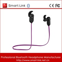 Smart mini wireless bluetooth earpiece with high end HIFI sound for Samsung Galaxy/iPhone 2015