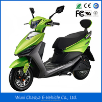 72V/20AH Chinese 2 person electric green powered motorcycle scooters prices