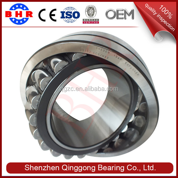 High quality Spherical roller bearing 22208 21308 22308 KCW33