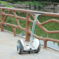 Ninebot self balance electric passenger tricycle three wheel scooter