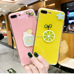 Cute Squishy case back cover for iPhone 5 6 6 plus Squishy tpu case for iPhone 7 7 Plus for iphone 8 8 plus
