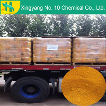 Pigment yellow iron oxide for Asphalt Pigment and Concrete