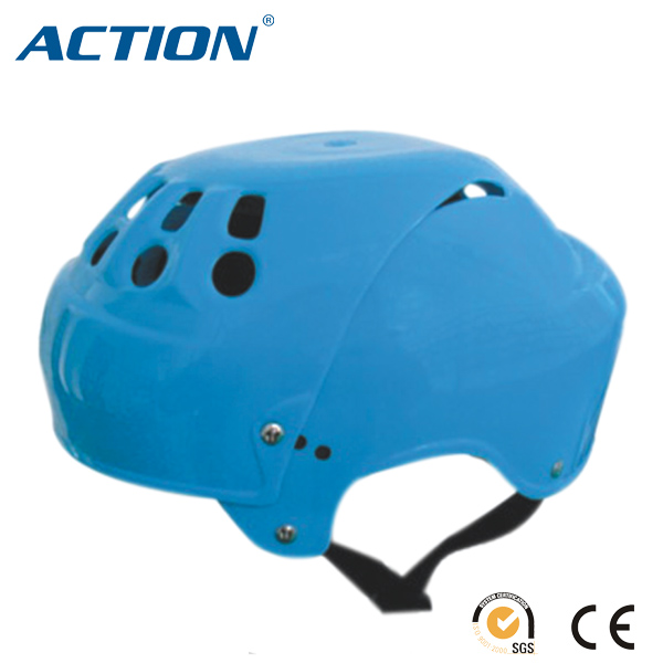 simple shape rock climbing helmet
