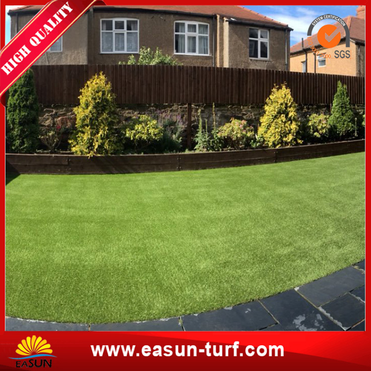 Wholesale in China artificial plants green lawn artificial grass and fake lawn decor