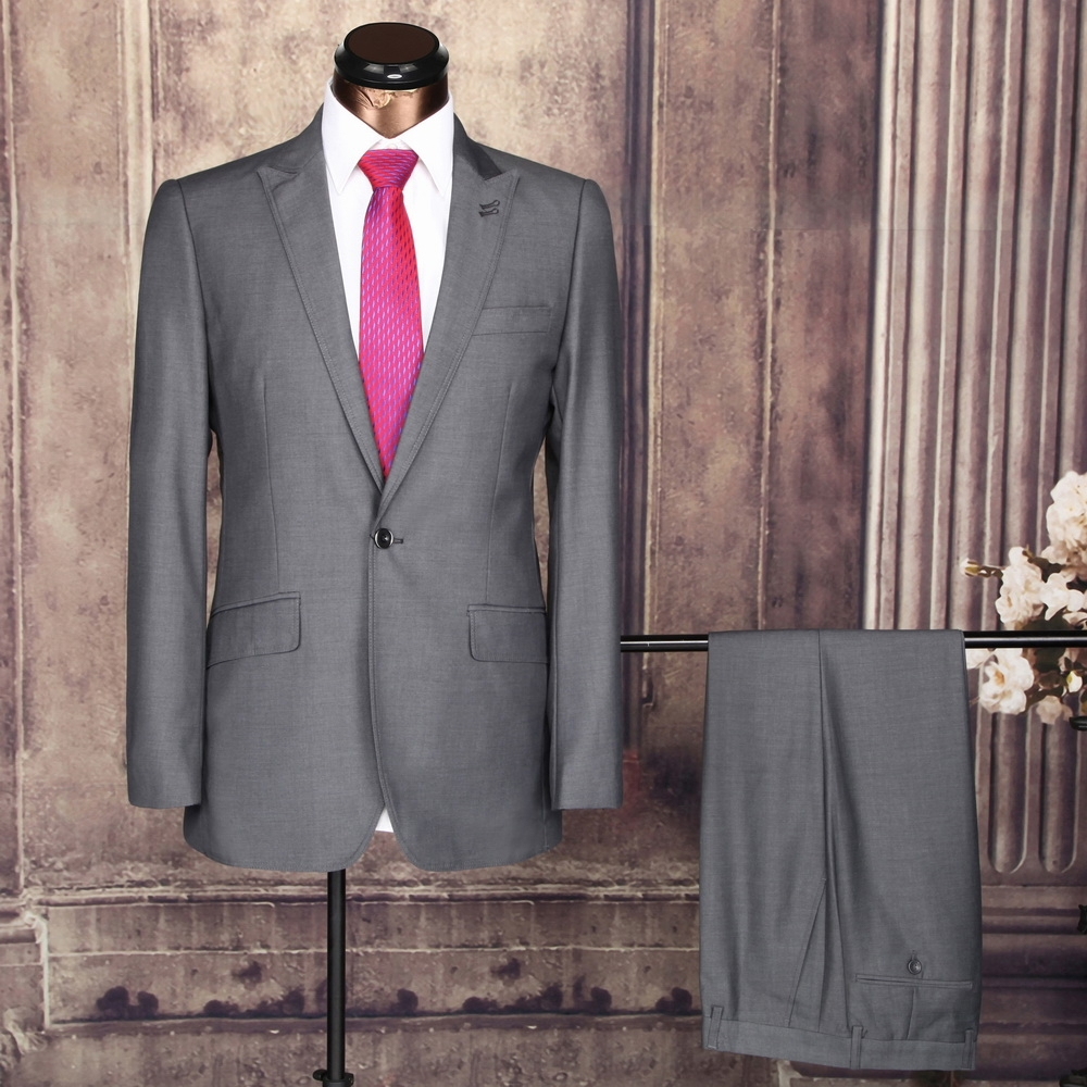 China Men Clothing Factory Mens Latest Office Wear Designs Formal Dress