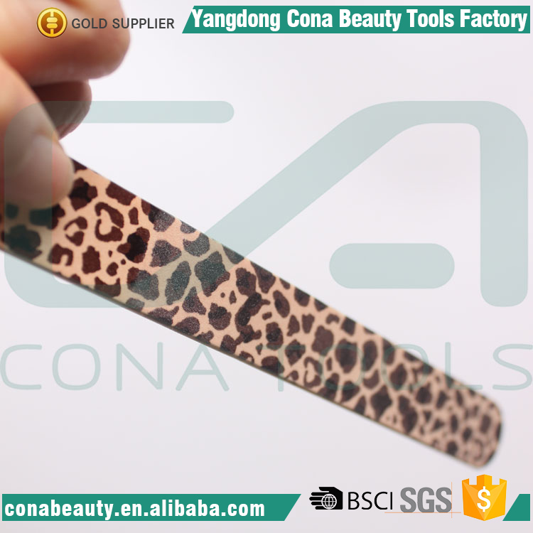 Promotional Logo Printed pedicure glass nail file from online shopping alibaba