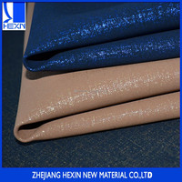 Hot sale 1.0mm textured synthetic pu leather for sofa car seats