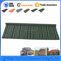 solar roof shingles/lightweight roofing material