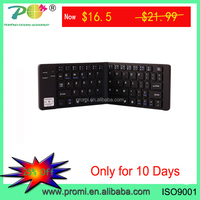 Big Sale Folding Wireless Bluetooth V3.0 Keyboard for iOS / Windows / Android