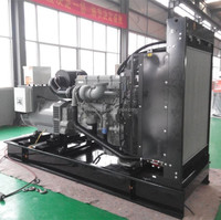 Hot sales 10KVA-2000KVA used steam turbine generator for sale with ISO 9001