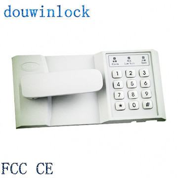 Electronic digital high security combination cabinet lock/keypad locker lock for lockers