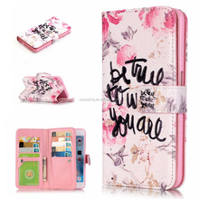 9 card wallet case pouch bag for iPhone 6 plus, Multi-function case for iPhone 6S plus