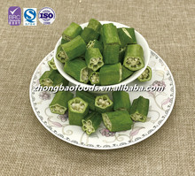Best freeze dried okra for instant food, resturant