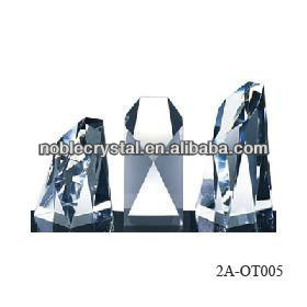 Optical Crystal Monument Towers Memento