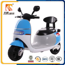 China factory wholesale new PP plastic kids electric motorcycle with cheap price