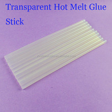 Eco-friendly 7*190MM Transparent Hot Melt Glue Stick