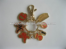 2012 Promotional Metal key chain