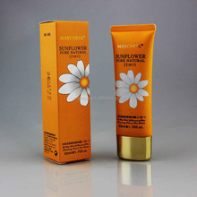 2 IN 1 Natural Nude Makeup Moisturizing Sunflower Blemish Balm Cream
