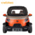 EEC certification China high speed cheap four wheel small electric car vehicle without driving licence for Europe