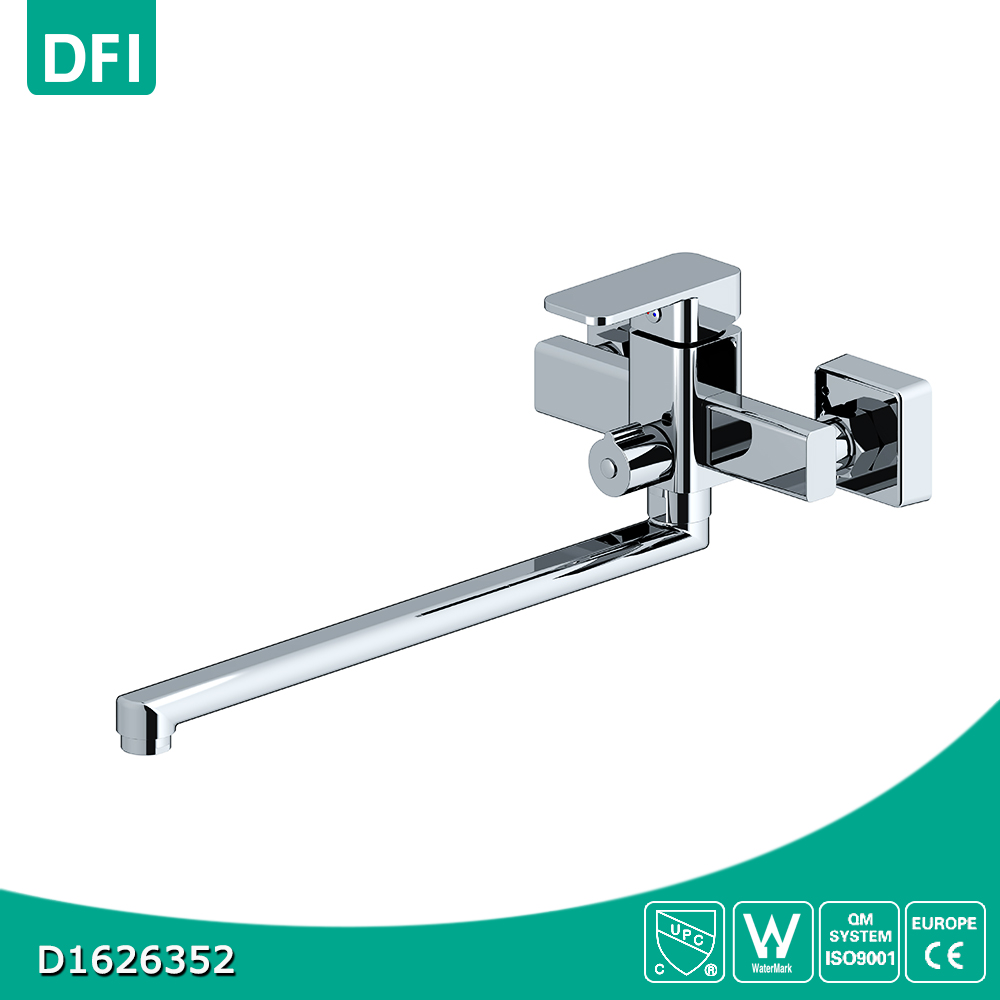 Unique Water Mixer Bathroom Brass Shower Bathtub Faucet