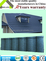 metal roof tile sand coated metal roofing tile hot selling products in Kenya roof tiles prices
