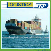Sea shipping services from China to Kuwait