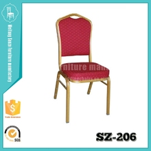 Stackable Cheap Church Conference Hotel Chairs Supplier SZ-206