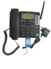 Hot selling Desk sim card wireless handset gsm telephone big lcd phone